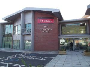 innovation centre front