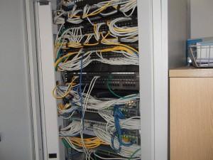 innovation centre patch panel