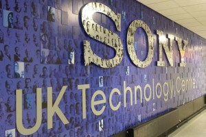 Sony UK Tech Logo